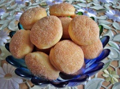 Печенье из маргарина и сметаны