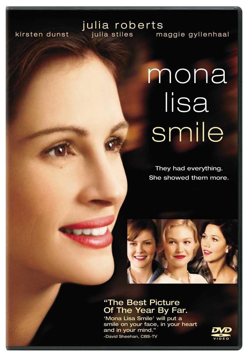 Mona Lisa Smile, starring Julia Roberts, Kirsten Dunst, Julia Stiles ...