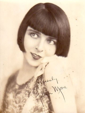 colleen moore  colleen moore short hair for boys silent
