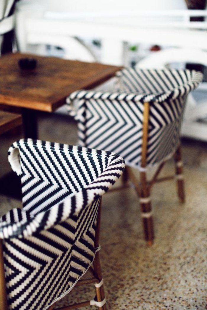 Le fauteuil en rotin - les meilleurs modèles! - Archzinefr City - modele de salle a manger design
