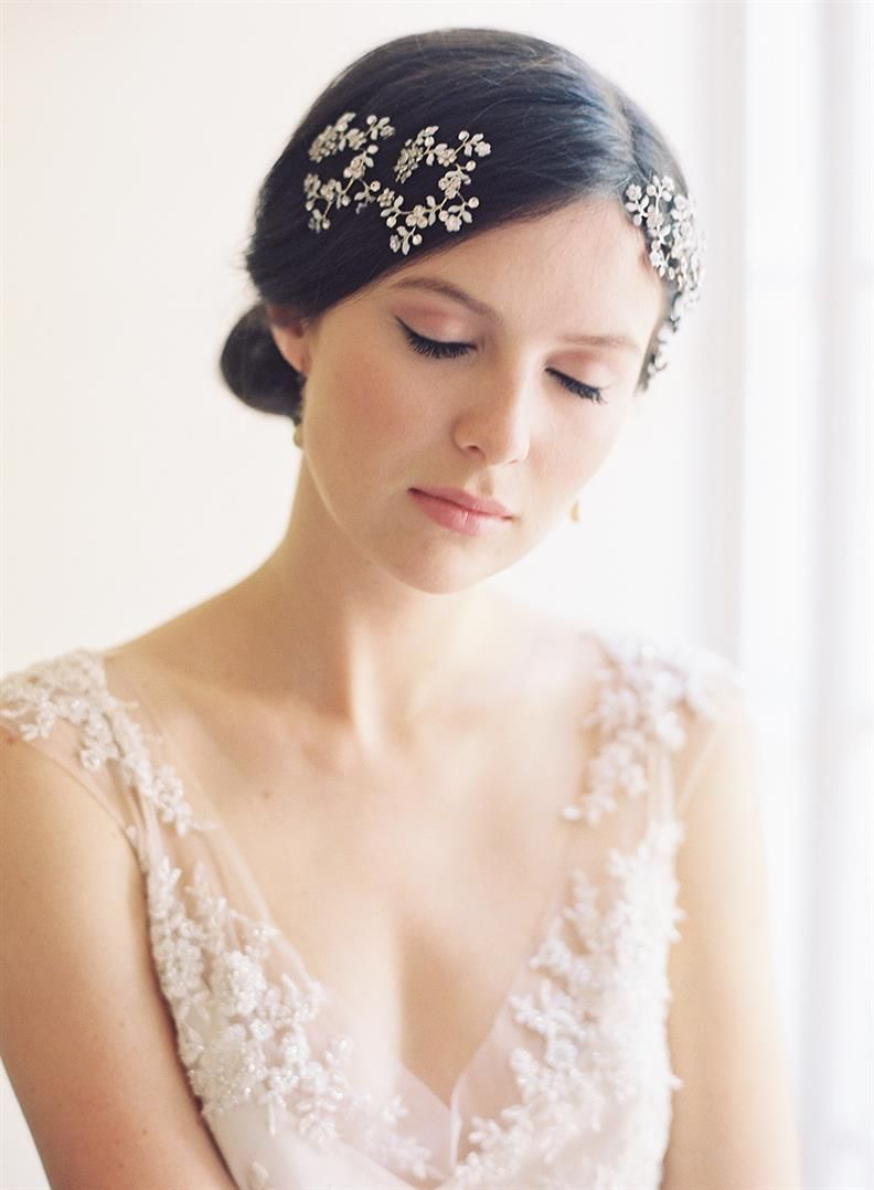enchanting bridal accessories from erica elizabeth designs