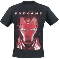 Avengers Endgame - Iron T-Shirt #halloweencostumesformen