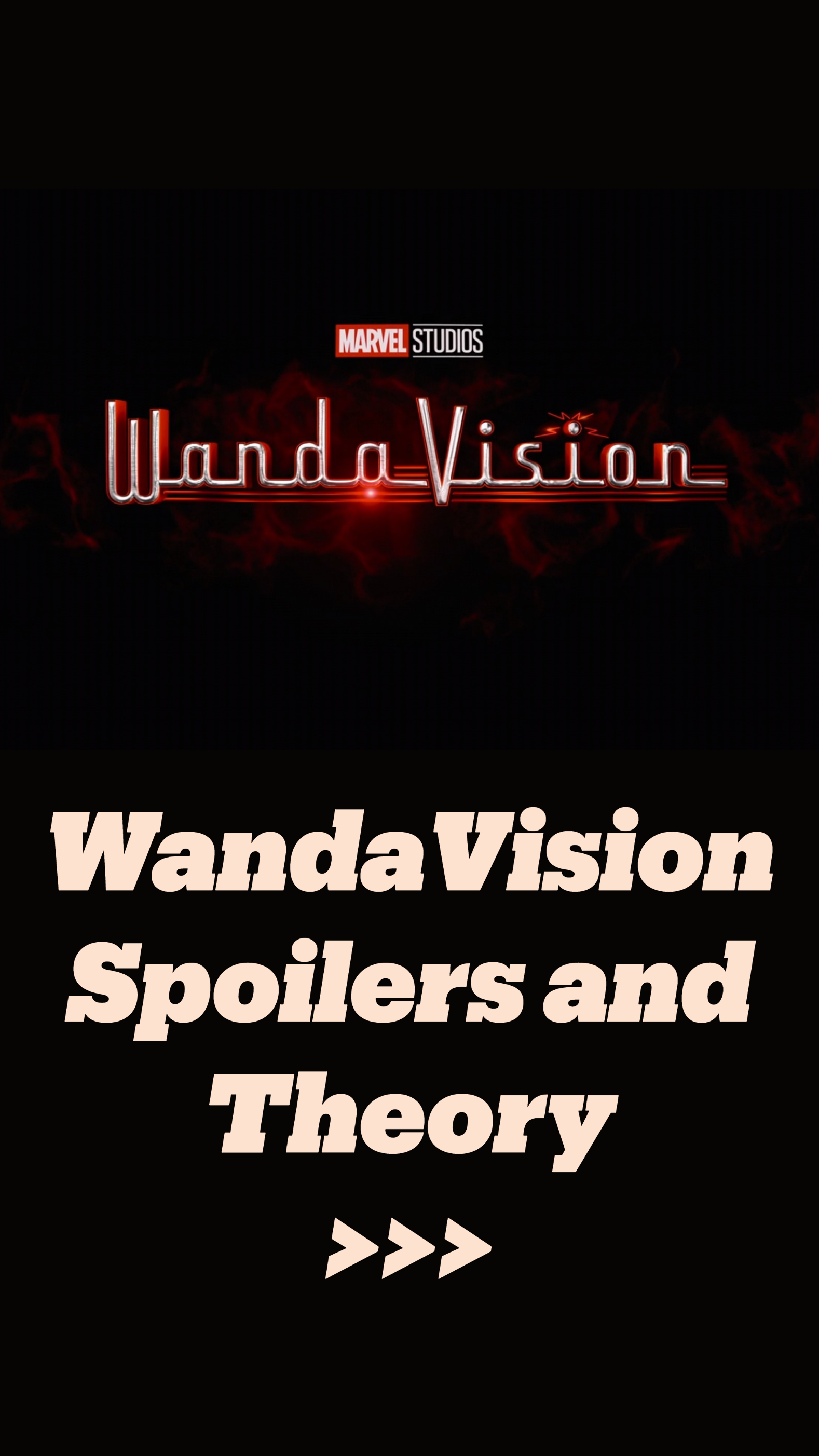 WandaVision Spoilers and Theory // Agnes/Agatha Harkness