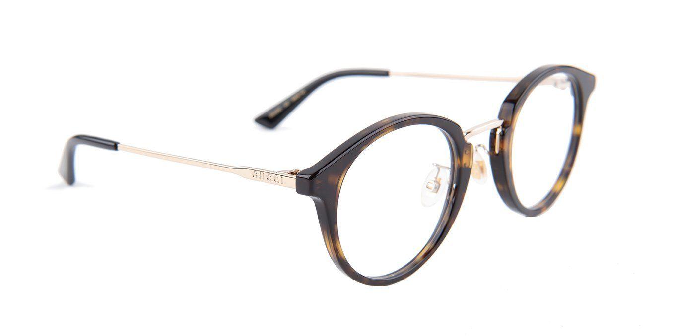 7019110e382 Gucci - GG0322O Tortoise-eyeglasses-Designer Eyes