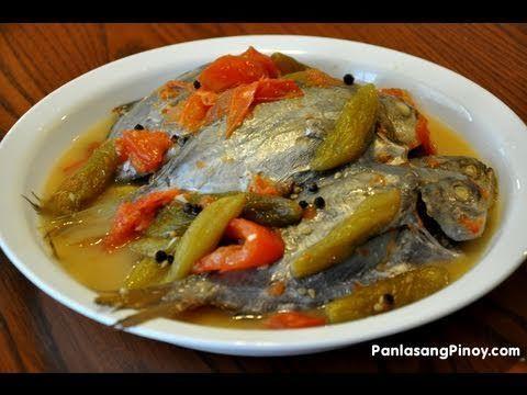 Pinangat Na Isda Recipe Food Fish Recipes Seafood Recipes