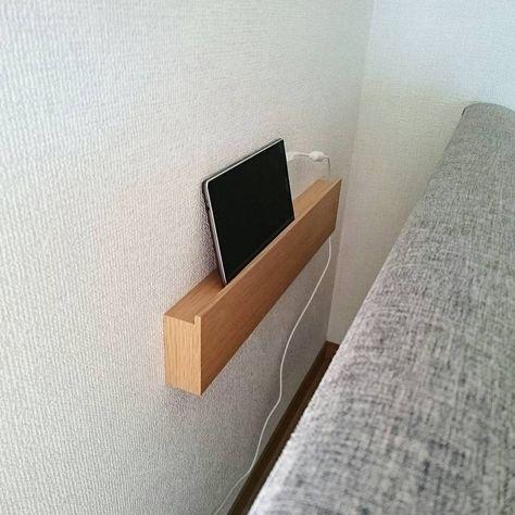 Photo of こんな使い方もできる!無印「壁に付けられる家具」インテリア術25選