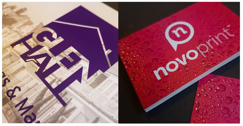 Printed Cheap Business Cards Are Available Here Novo Print Provides