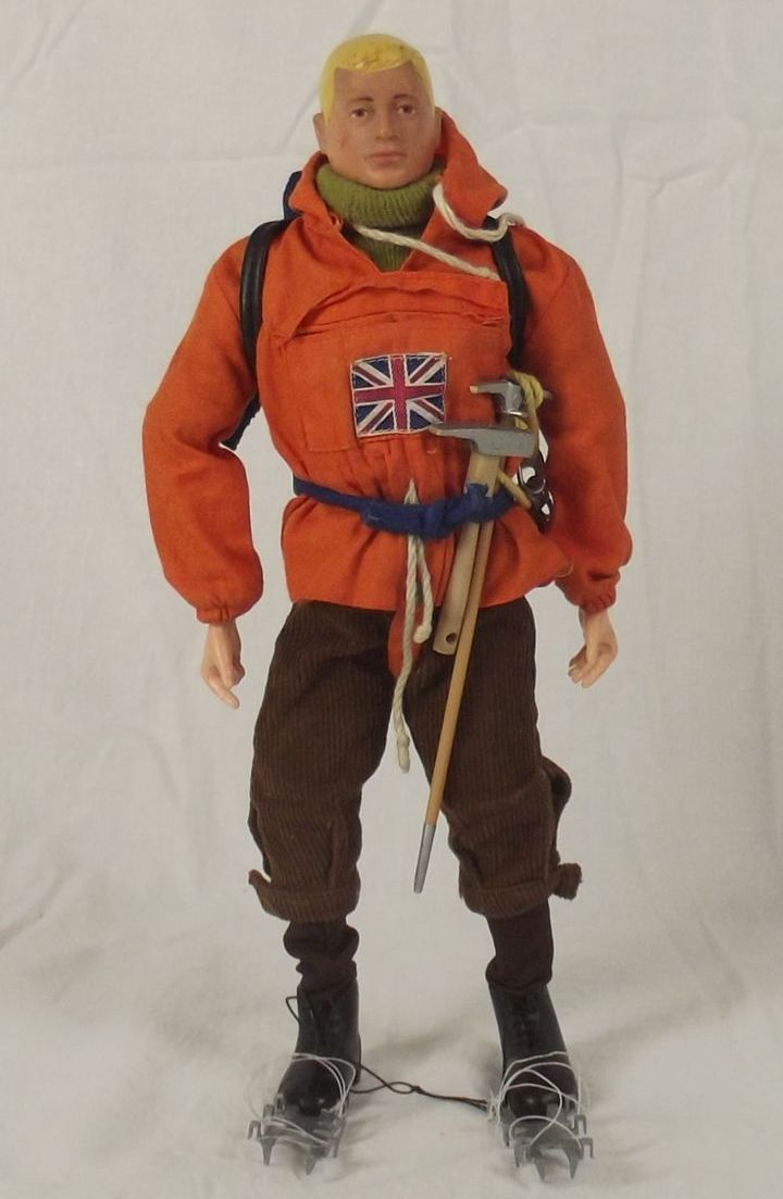 Action MAN//Geyper//altro Rosso Polar Explorer Parka 2 1//6th Scala Toy ACC