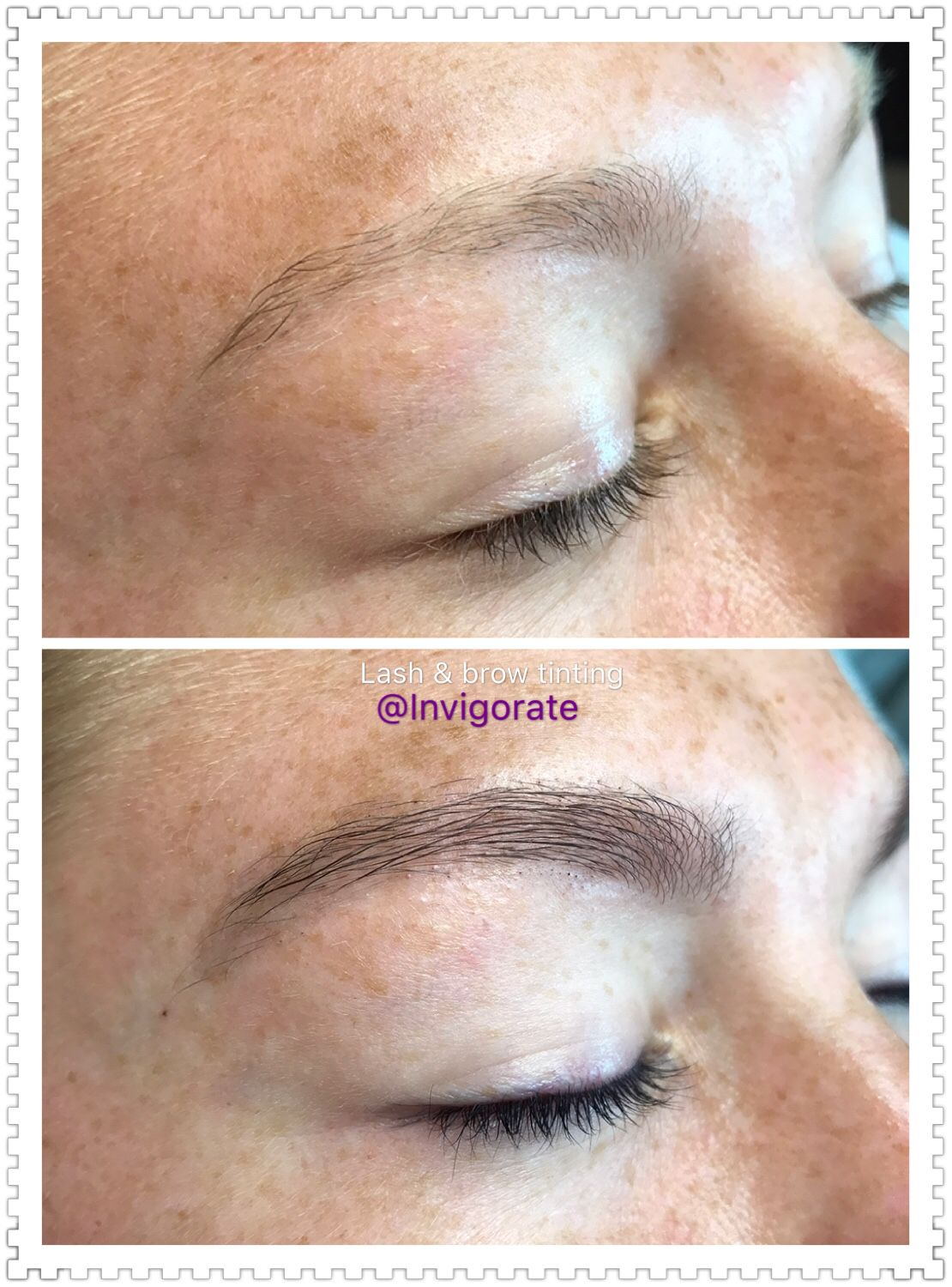 Pin by Invigorate on Eyelash and eyebrow tinting | Pinterest | Brows ...