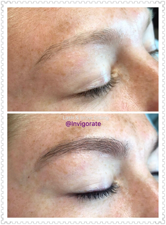 Pin by Invigorate on Eyelash and eyebrow tinting   Pinterest ...