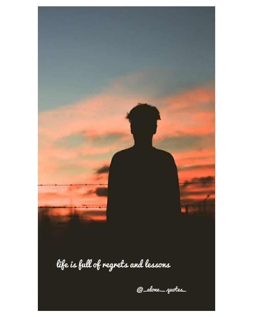 Pin On Feeling Alone Quotes