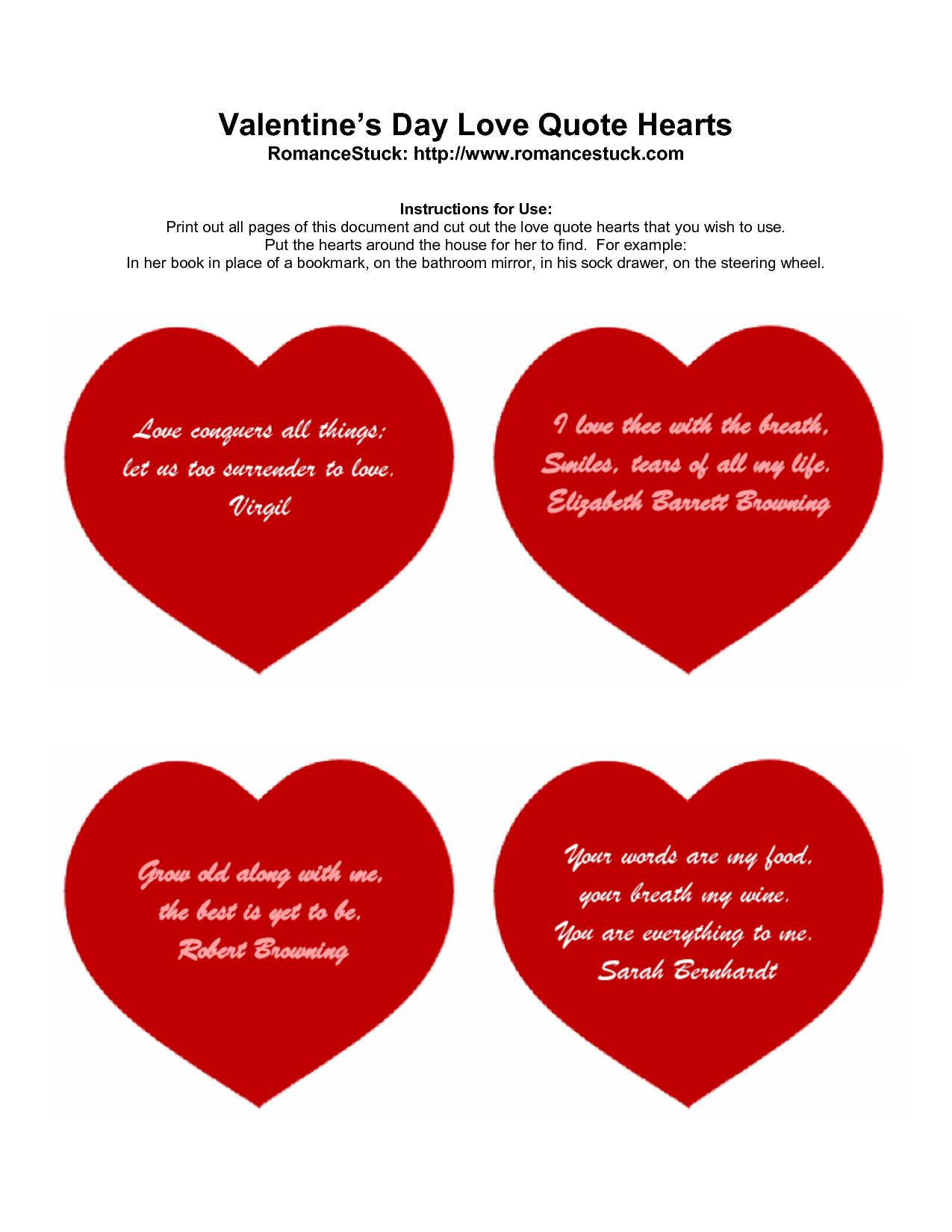 valentine s day quotes ღ ℒ ℯ ㄚ pinterest gift