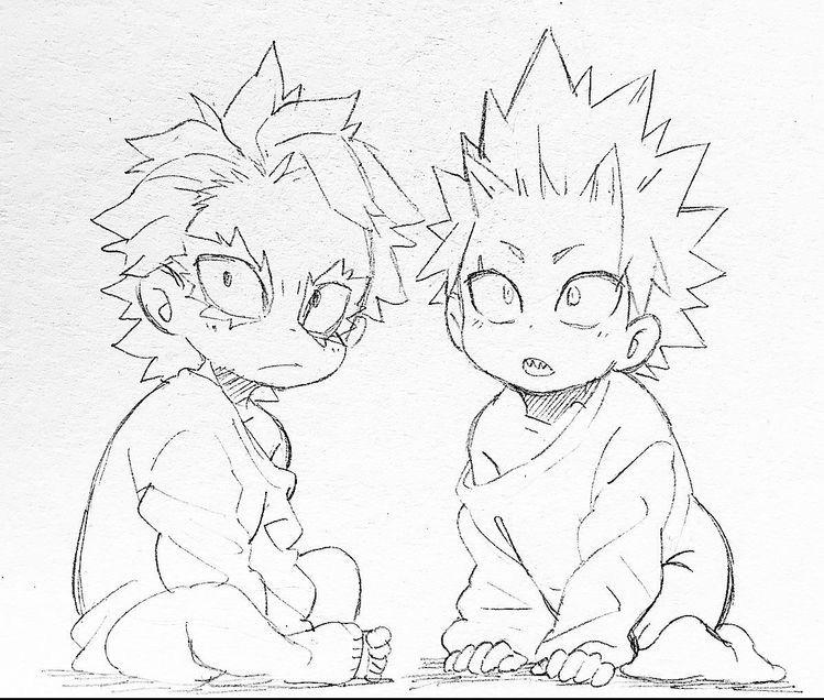 The little cuties