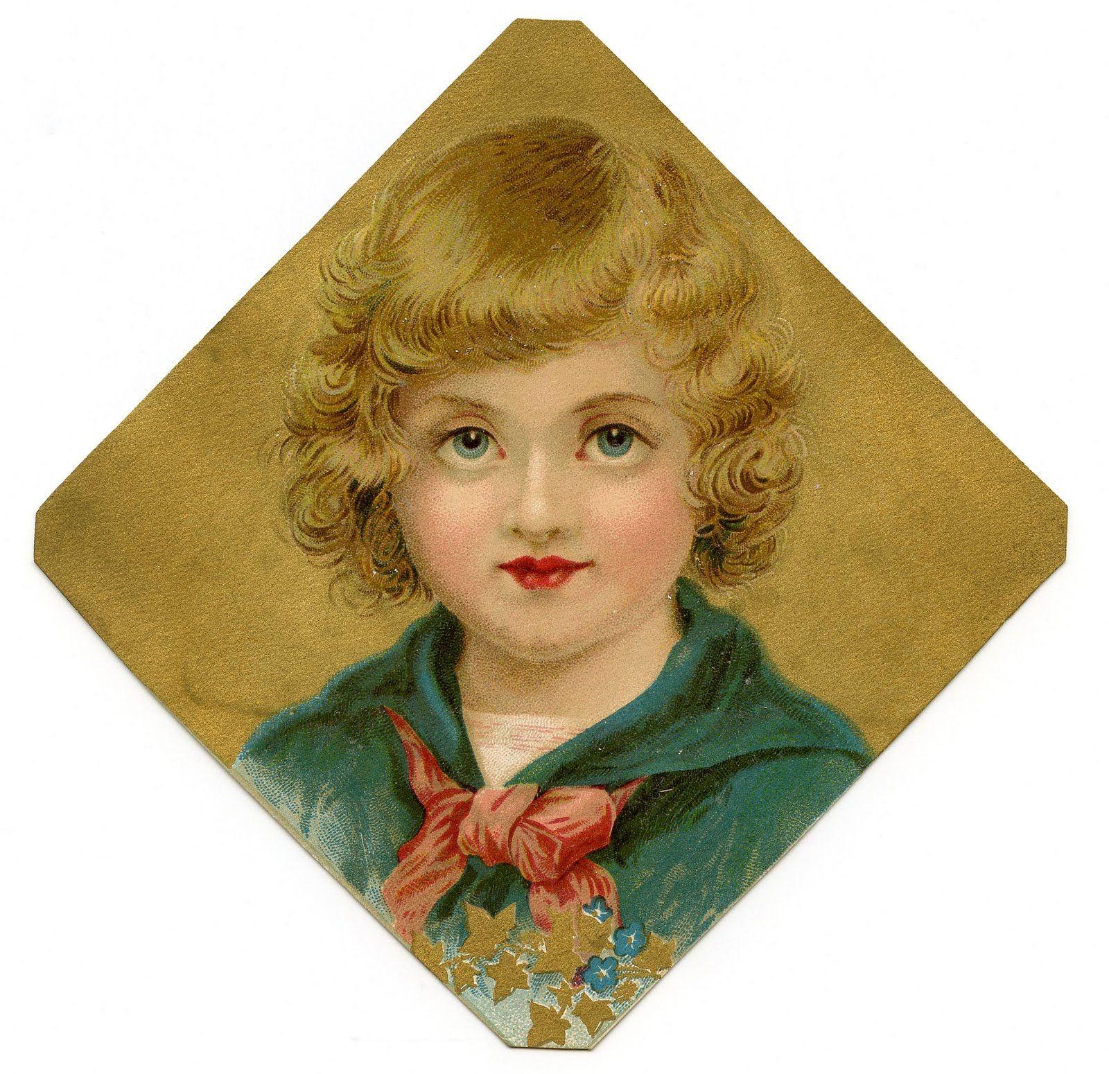 *The Graphics Fairy LLC*: Victorian Clip Art - Darling Sailor Boy