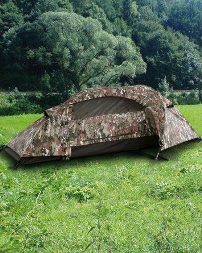 MilTec Recom One Man Tent Multitarn u003eu003eu003e Click image for more details.Note & MilTec Recom One Man Tent Multitarn u003eu003eu003e Click image for more ...