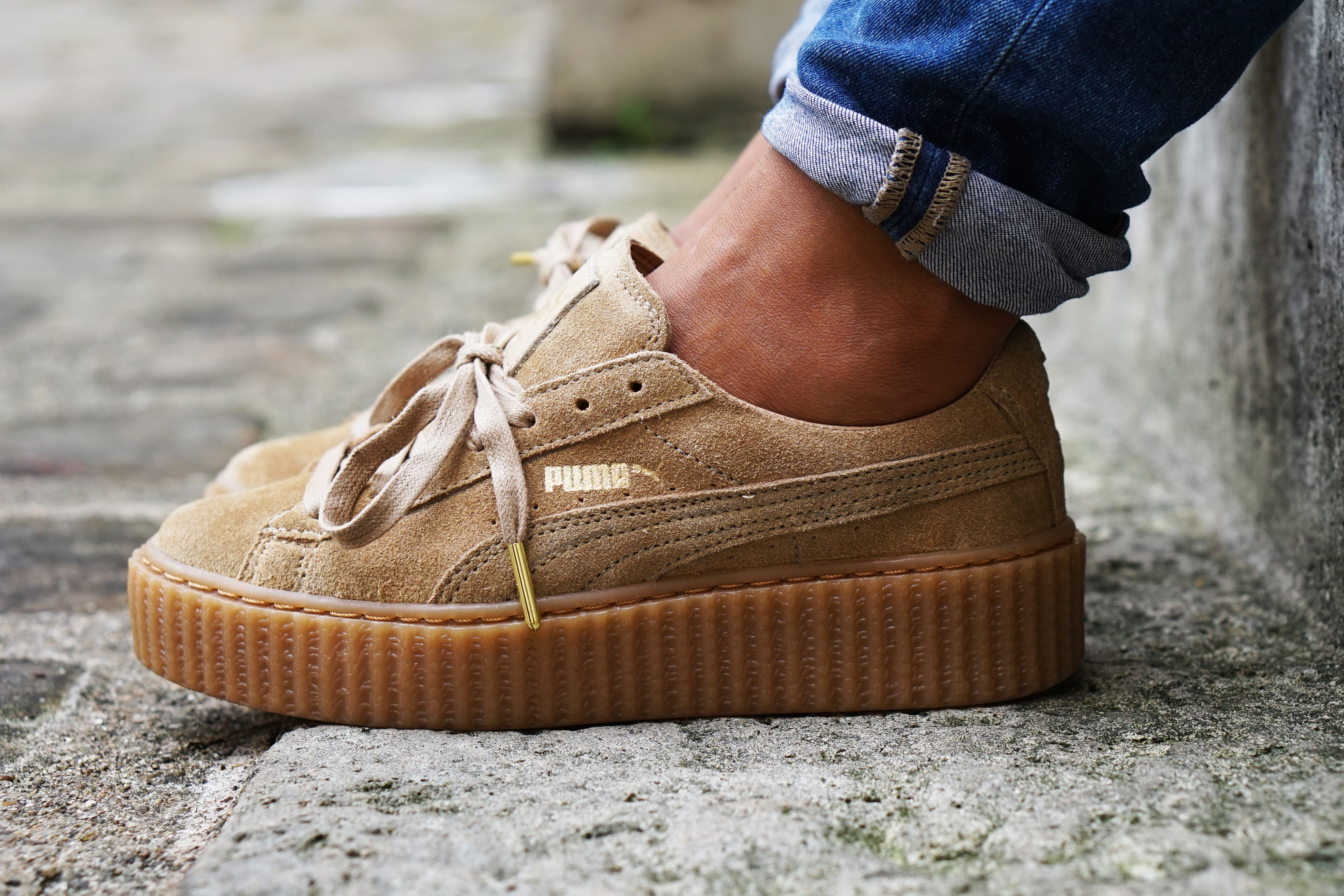 buy online 9d922 41d46 Puma Creeper by Rihanna. I NEED these sneakers in my life! Aghhhhh.