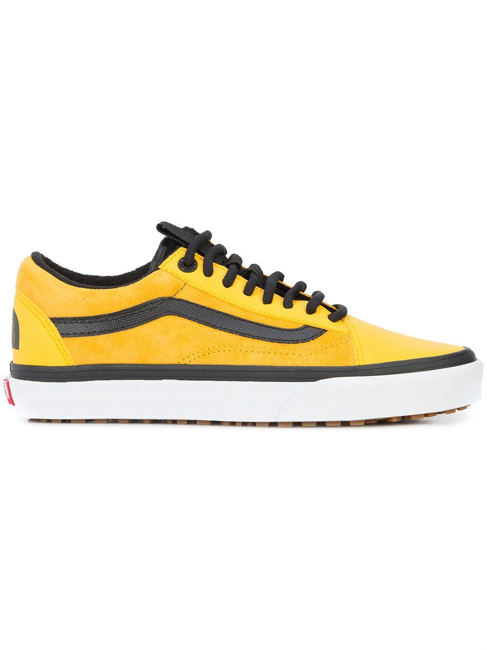 Vans x North Face Old Skool MTE DX Yellow Black  ecd44f736