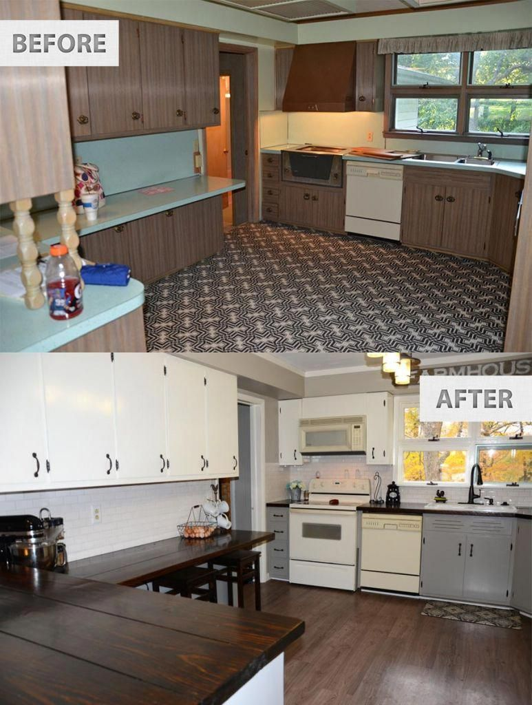 cool low cost kitchen remodel regarding Residence ...