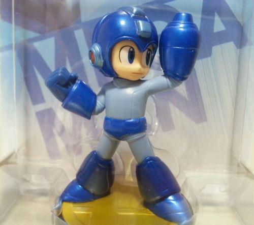 Mega Man Amiibo New SEALED USA Version #Nintendo US Figure in Hand | eBay