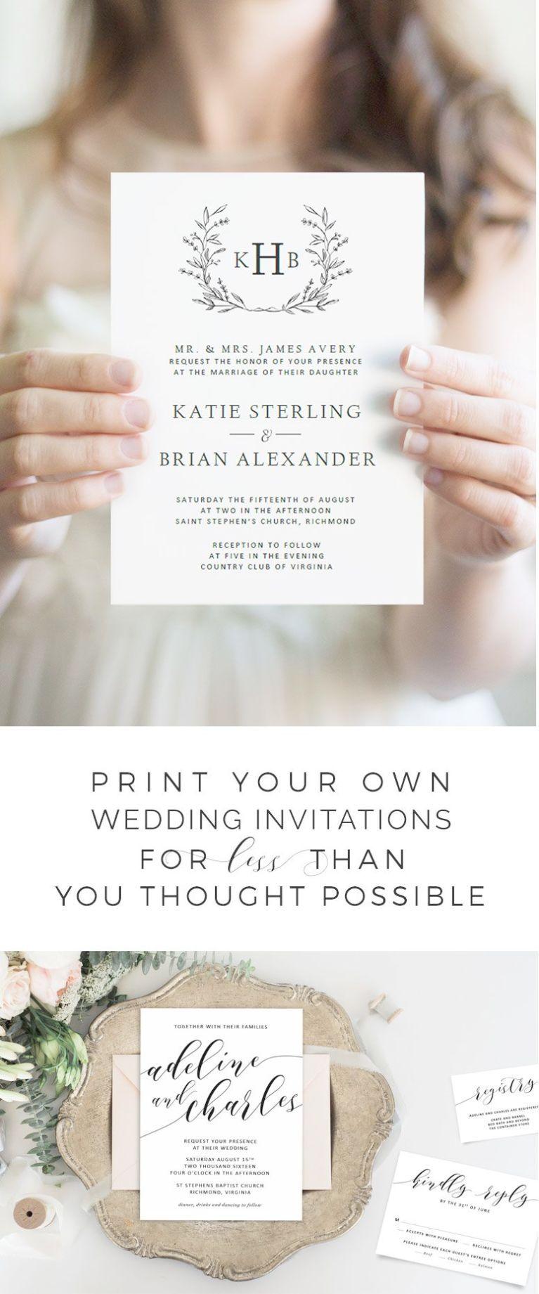 DIY Wedding Invitations Paper Doilies Wedding Invitations Pittsburgh ...