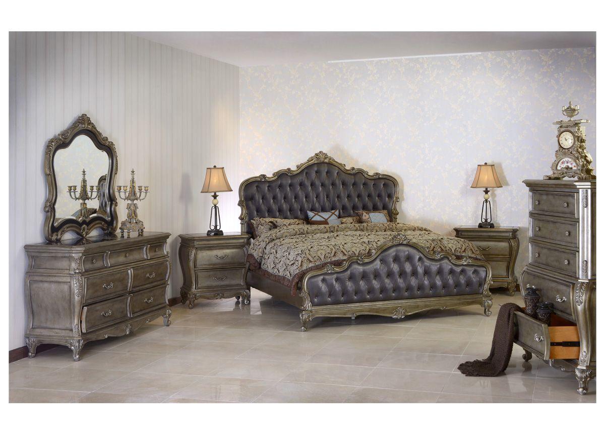 غرفة نوم تنفرد في فخامة تفاصيلها غرف مفروشات فخامة تصميم تفاصيل ميداس Furniture Room Home Decor