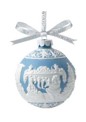Wedgwood Addobbi Natale.Latest Sales Ideeli Christmas Ornaments Porcelain Christmas Ornaments Christmas Baubles