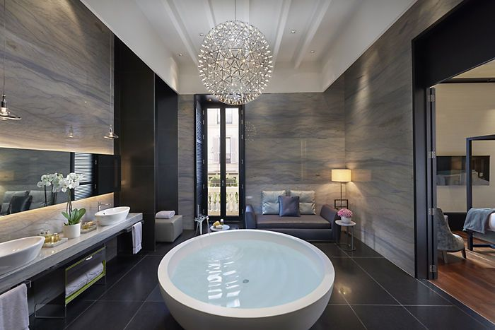Brilliant Guidelines for Bathroom Interior Design - The bathroom is ...