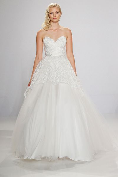 50 New Wedding Dresses With a Sweetheart Neckline | Traumhochzeit ...
