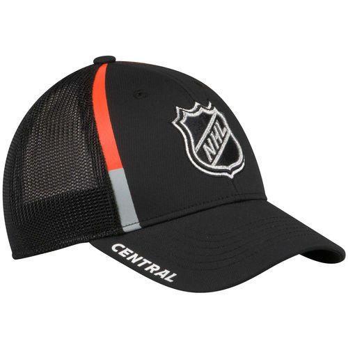 adidas Central Division Black 2018 NHL All-Star Game Flex Hat - NHL  adidas   NHLLogo e77088f752d