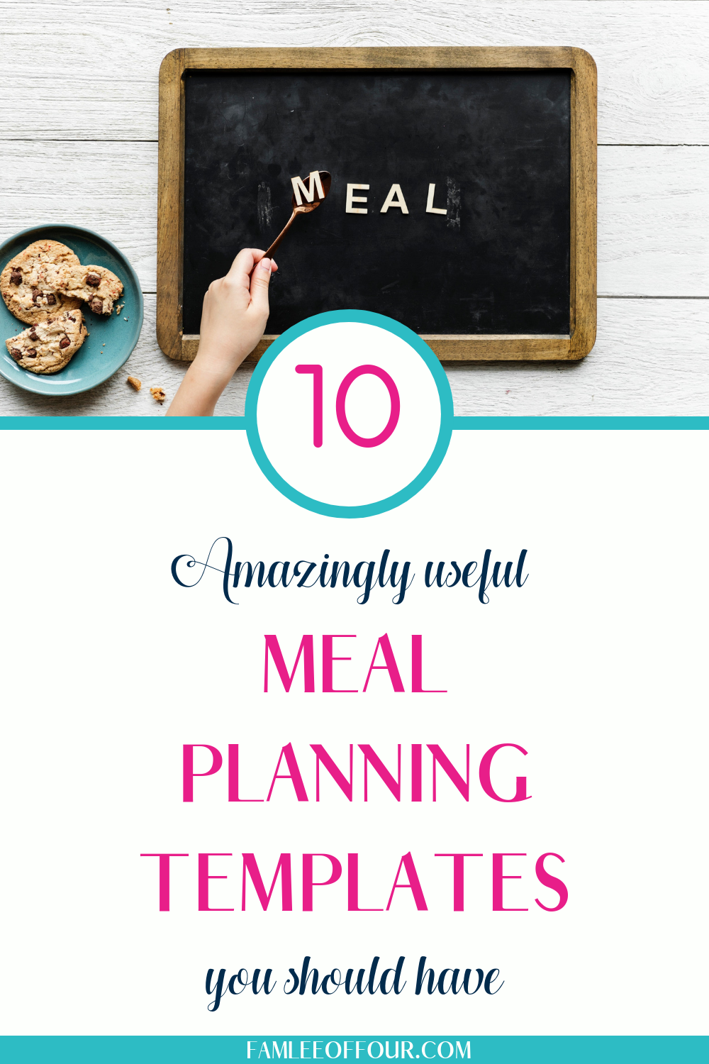 10 Amazingly Useful Meal Planning Template you should have