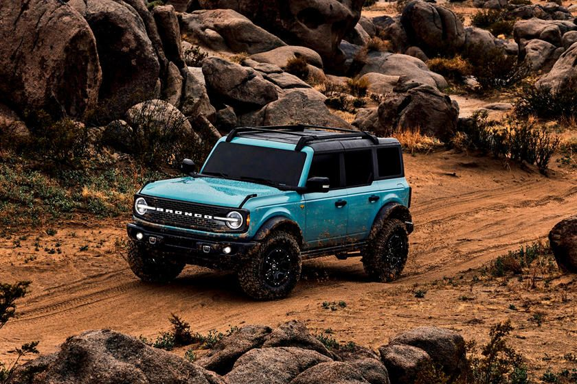 2021 Ford Bronco Forward Vision Photo in 2020 Ford
