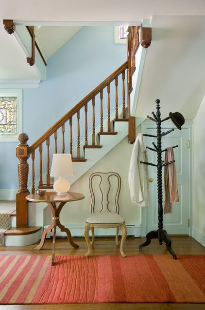 Traditional Staircase By Heidi Pribell Interiors With Images