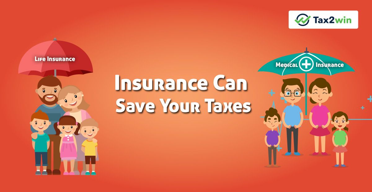How Insurance Can Help In Tax Saving Life Insurance Policy