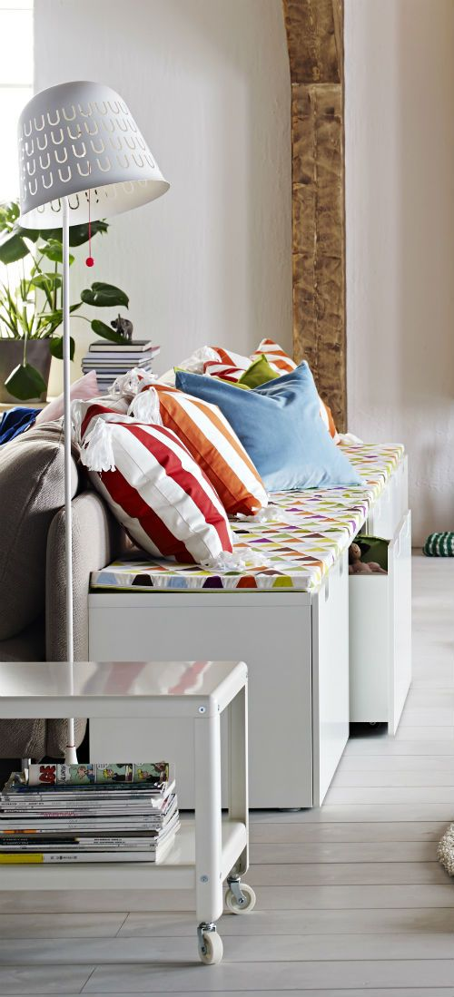 Kids Storage Bench Furniture Toy Box Bedroom Playroom: A Cozy Place For Quick Breaks