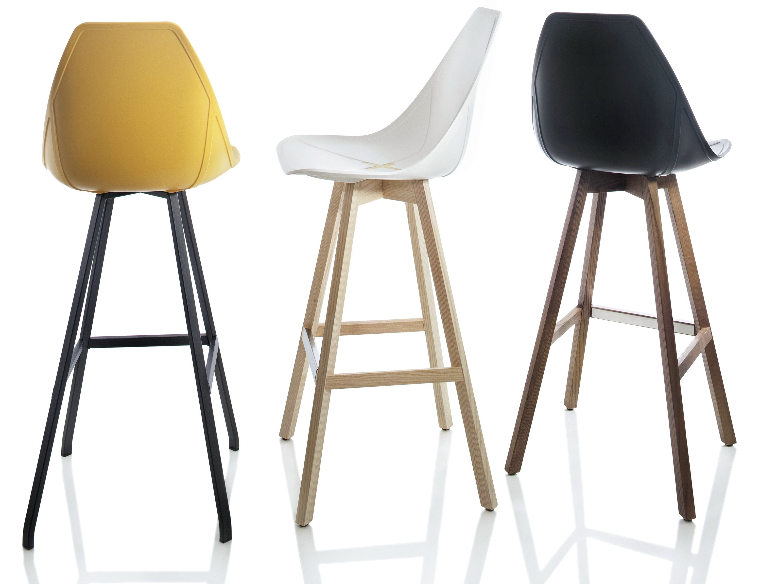 X Stool Stool X Stool Collection By Alma Design Design Mario Mazzer Sillas Taburete Mesa Alta