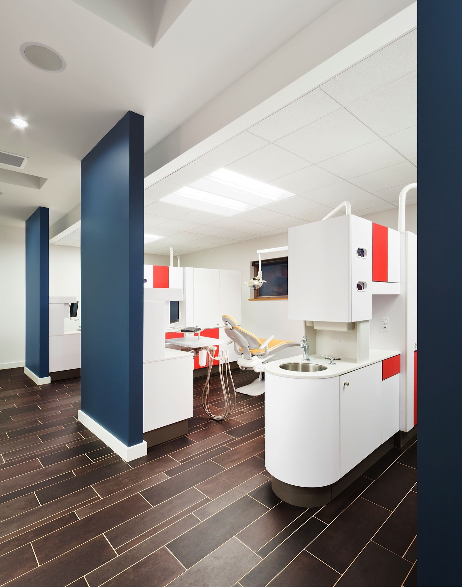 Little Britches Pediatric Dentistry Open Bay Dental Office