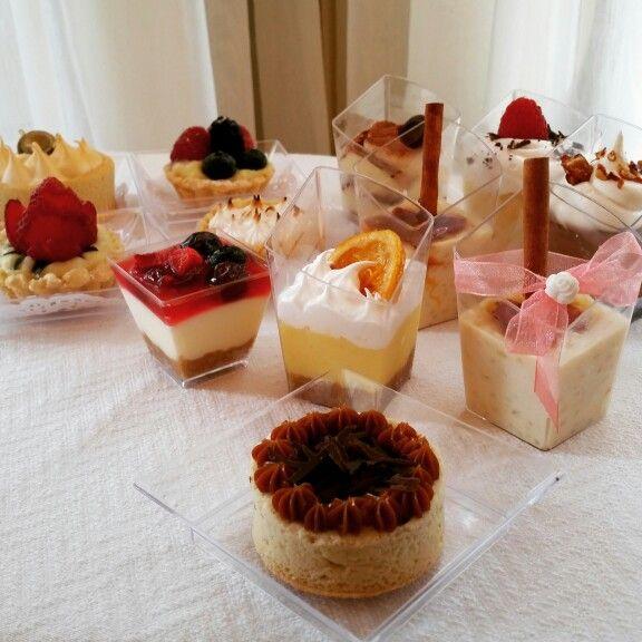 Variaciones de Short Dessert! !!