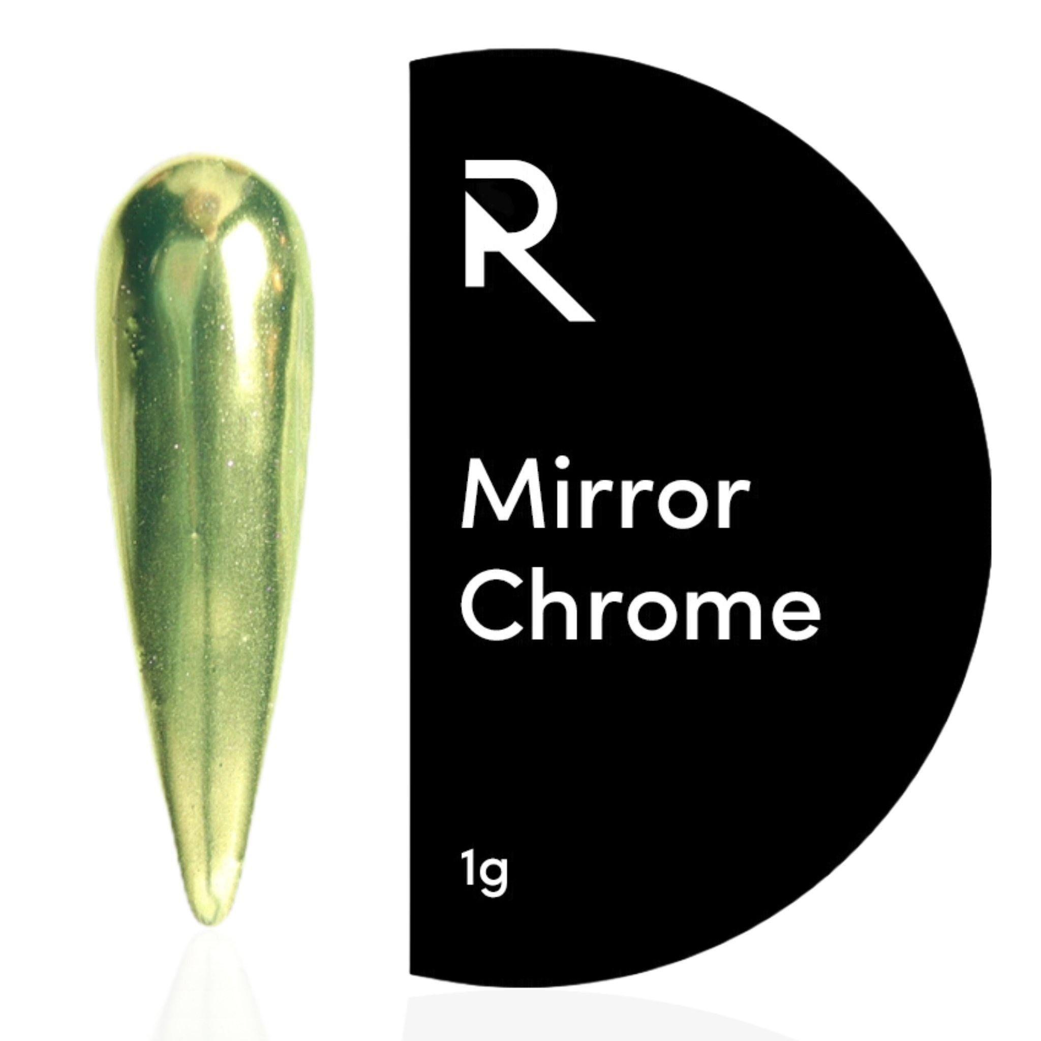 Spiegelchrompulver 22