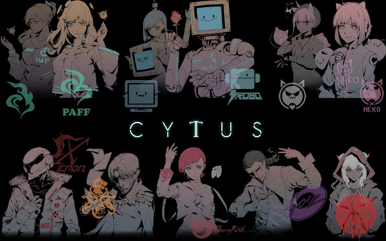 Cytus 2 Wallpaper In Drawing Illustrations Anime Scenery Art