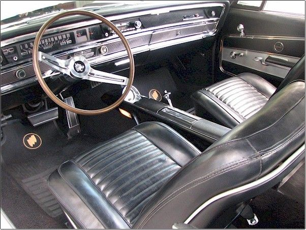 1966 buick wildcat gs coupe interior | Cars and motorcycles