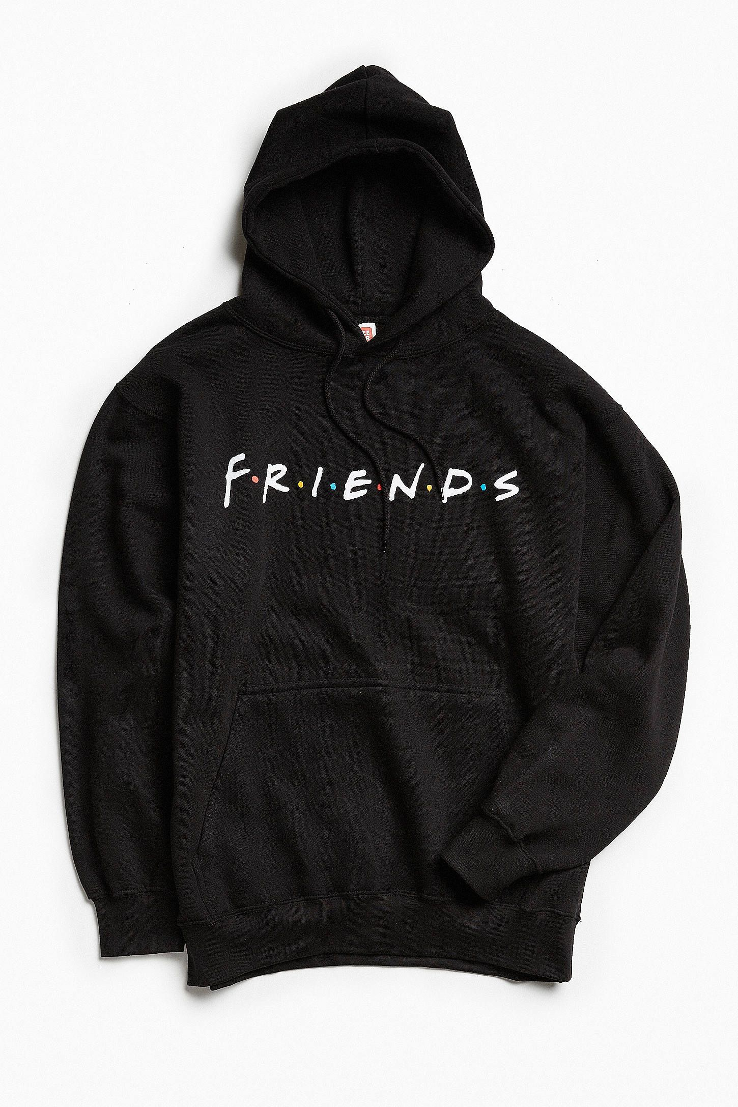 a6591b6bd Shop Friends Hoodie Sweatshirt at Urban Outfitters today. We carry all the  latest styles, colors and brands for you to choose from right here.