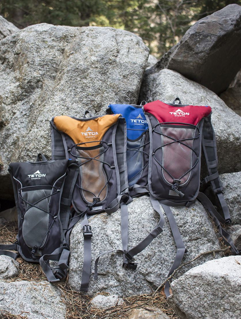 432f195d17 Trailrunner 2.0 Series. Lightweight hydration packs in four color options.     TETON Sports