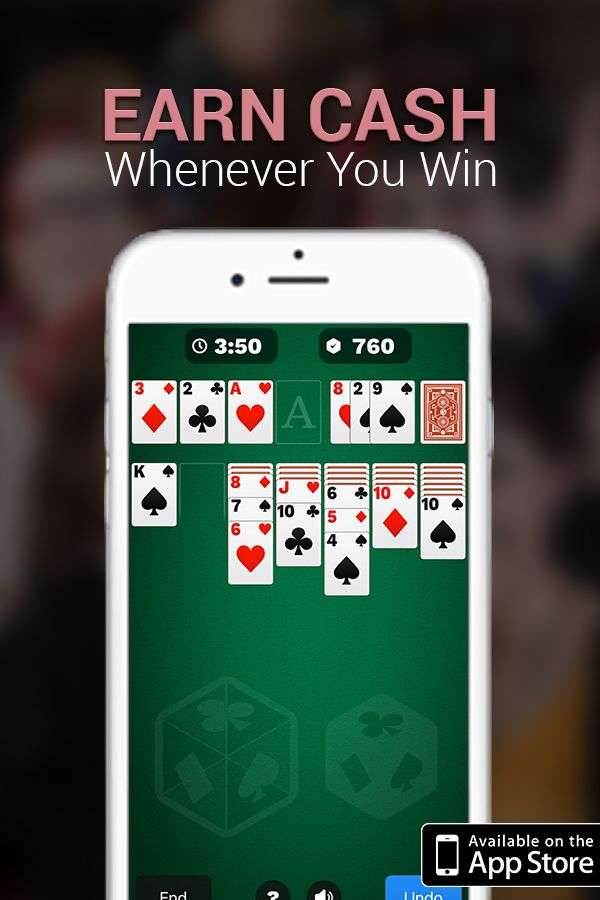 Solitaire Cube Is The New Way To Win Money While Sitting At Home And Playing On Your Phone Stack Those Cards And M Classic Card Games To Win Playing Solitaire