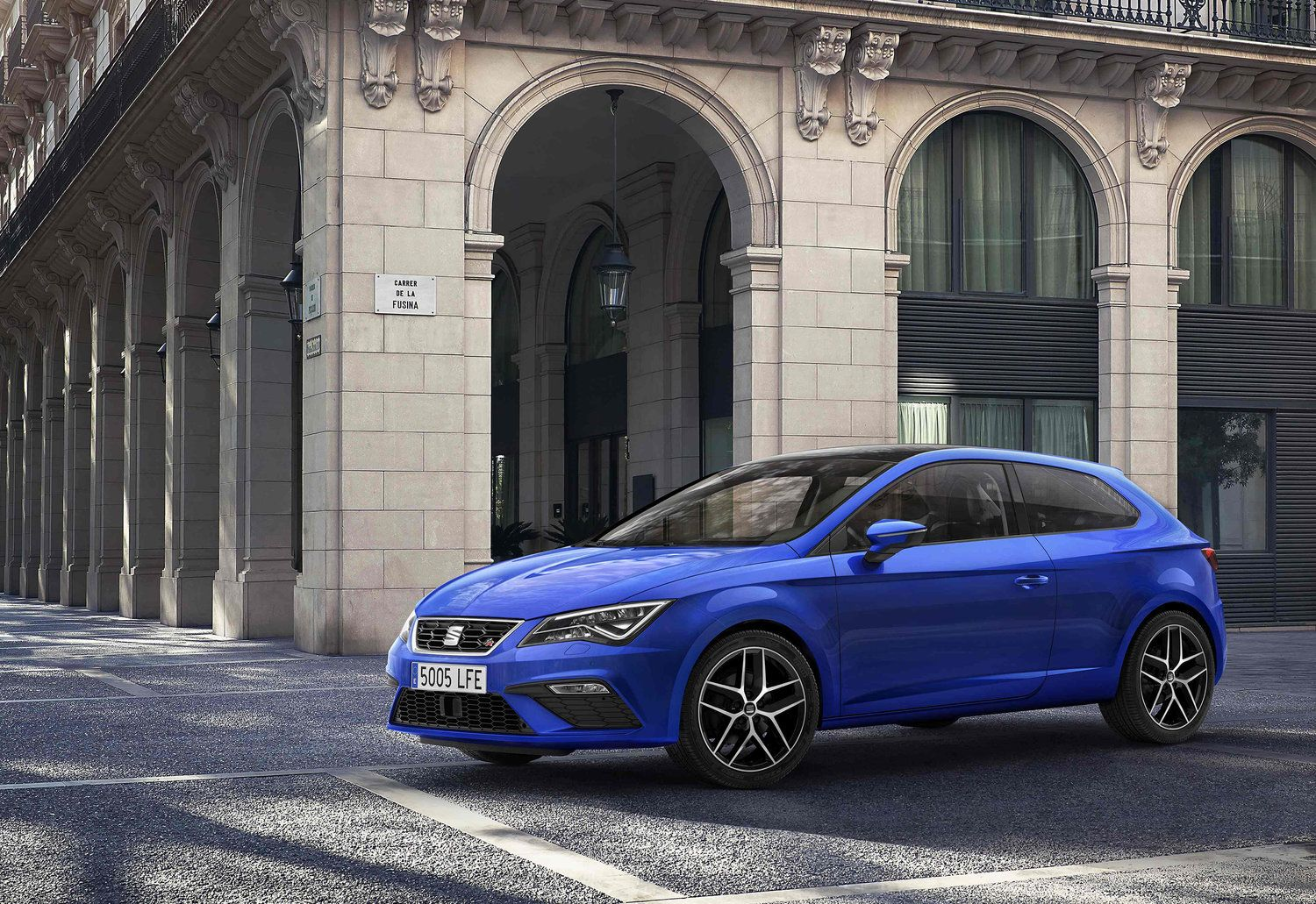 Seat Leon Facelifted And Upgraded For 2017 Car Seats World