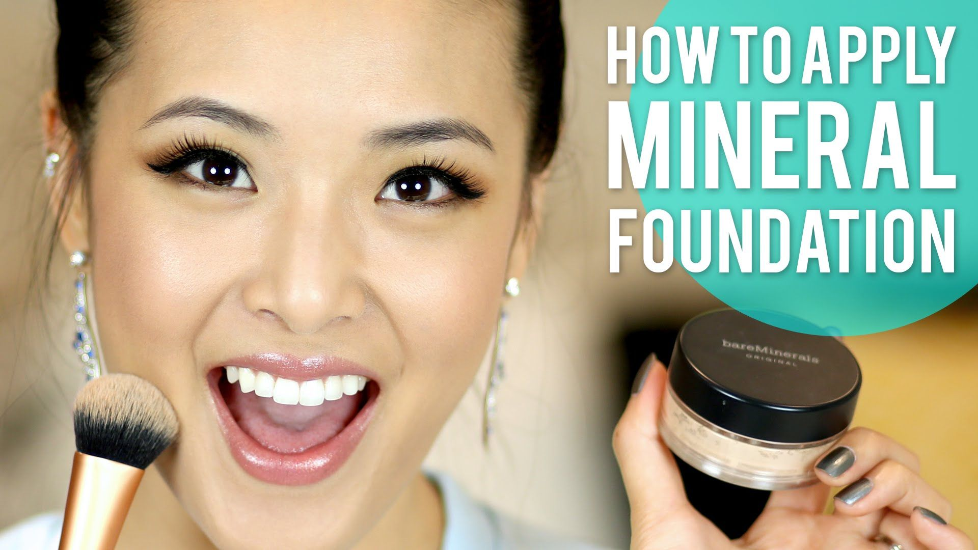 Mineral makeup is perfect for sensitive, acneprone skin