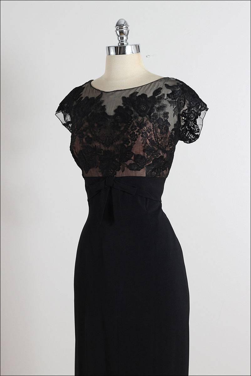 Vintage 1940s Peggy Hunt Illusion Cocktail Dress 1stdibs Com Cocktail Dress Vintage Designer Evening Dresses Vintage 1950s Dresses [ 1200 x 801 Pixel ]