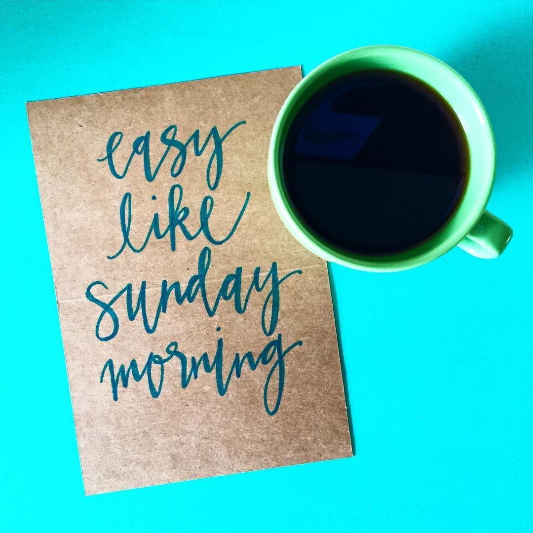 Sunday Morning Quotes: Sunday Morning Quote By Sea Calligraphy.
