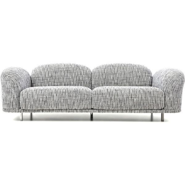 Moooi Cloud Sofa Round Sofa White Sofas Sofa