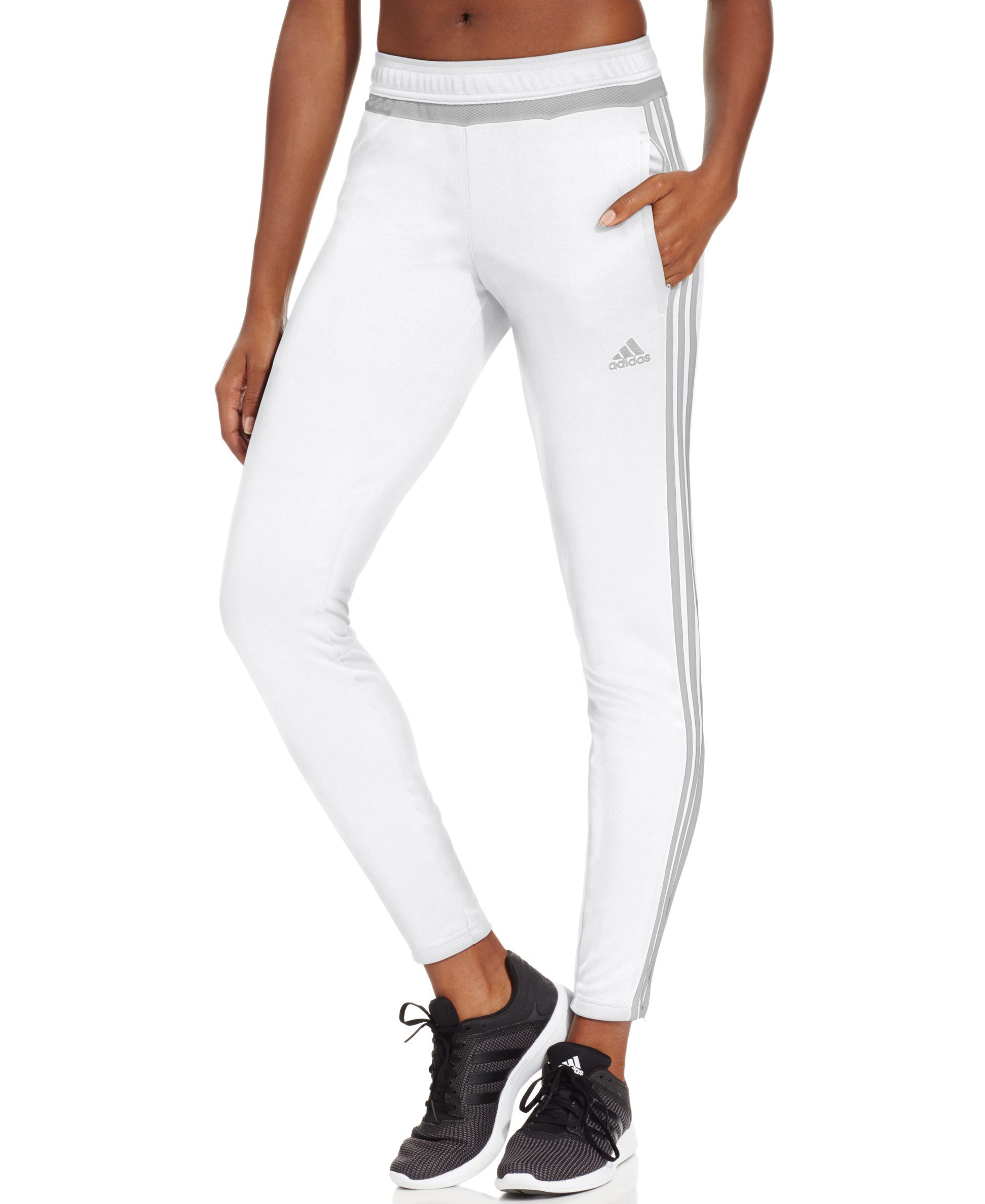 best service 18f18 75ab0 The slim, tapered fit of the Adidas Tiro 15 Pant lets you ...