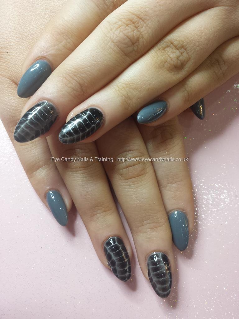 Vpp Snakeskin Nail Art